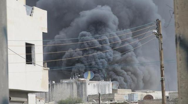 Türkiye-Suriye Sınırında Şiddetli Çatışmalar