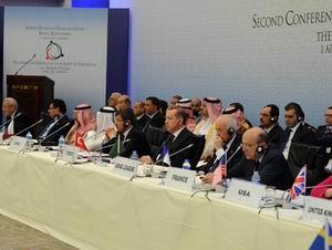 Suriye'nin Dostları Toplantısında Dağ Fare mi Doğurdu?