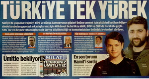 Türkiye Tek Yürek