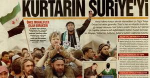 Kurtarın Suriye'yi