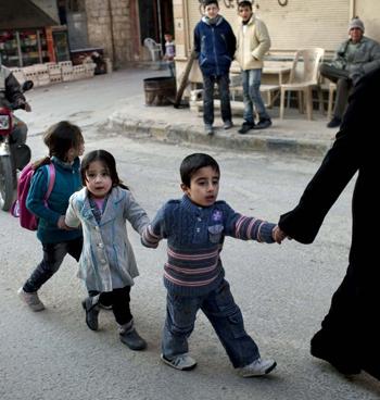 Beşşar Esed, Yüzlerce Çocuğu Yetim Bıraktı