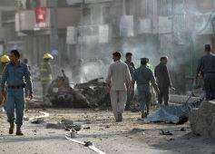 Afganistanda Canlı Bomba Eylemi: 12 Ölü