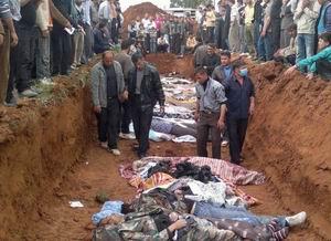 BM'ye Göre Esed, 1,5 Yılda 8 Katliam Yaptı