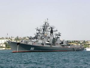 Füze Yüklü Rus Gemisi Suriye-Tartusta