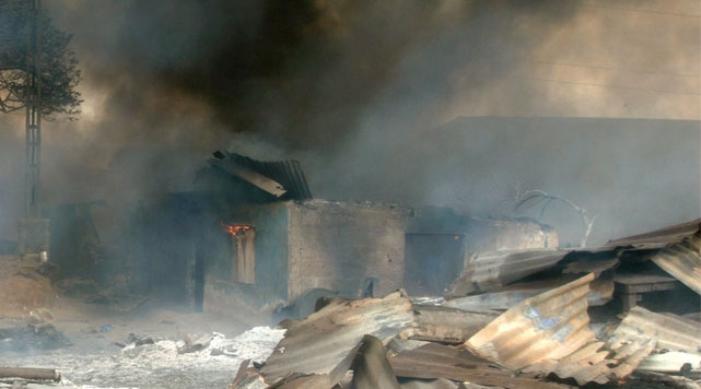 Nijeryada Kanlı Paskalya: 20 Ölü