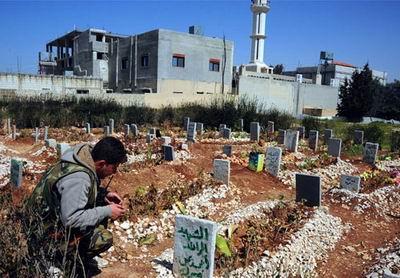 Suriyede Son 24 Saatte 44 Kişi Katledildi