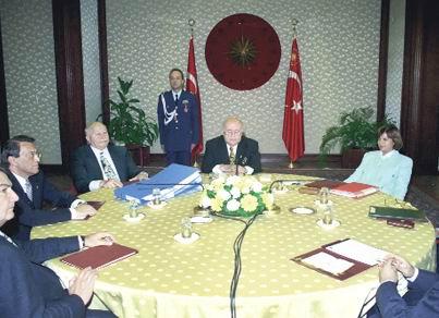 Demirelin Erbakana Yazdığı 28 Şubat Mektubu