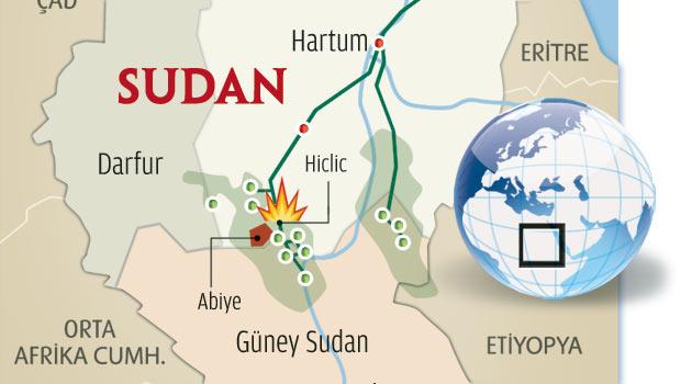 BM Sudanın Hava Saldırılarını Kınadı
