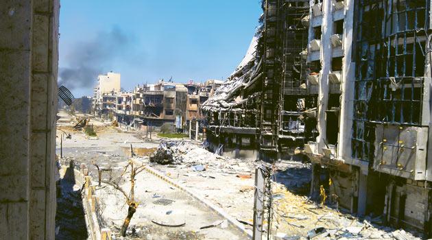 Esed'in Cellatları Öldürmekten Zevk Alıyor