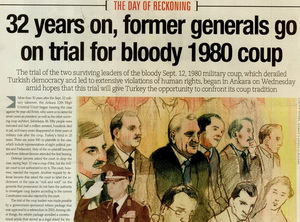 32 Years On, Former Generals Go On Trial For Bloody