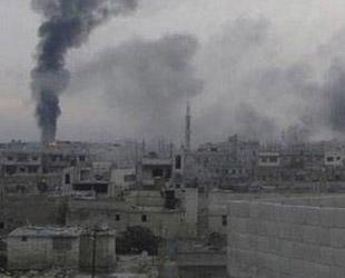 Humus Cumartesi Günü de Ateş Altındaydı!