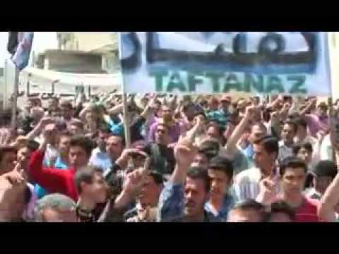 Suriyede Cuma Gösterilerinde 15 Ölüm
