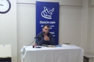 İzmirde Selefilik Konuşuldu