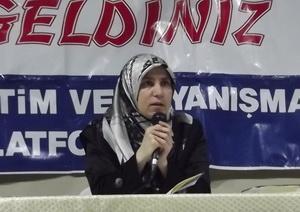 Eynesil ve Trabzon'da 'Mümin Kadın' Konuşuldu