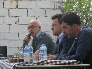 Bosna Şehidi İlhan Atlı Bursada Anıldı
