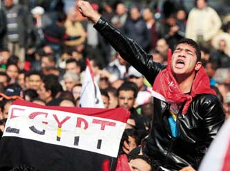Parlamento Feshedilirse Mısır Tünele Girer!