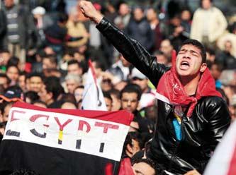 Mısırda Olağanüstü Hâl Kalktı