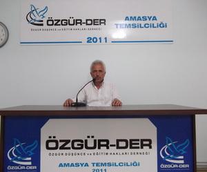 """Amasya'da """"İmanın Temel İlkeleri"""" Semineri"""