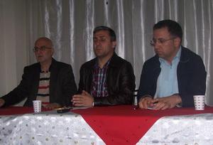 Ümraniyede Ortadoğu İntifadaları ve Suriye Paneli