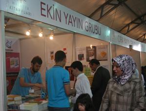 Ekin Yayınları ve Haksöz Malatya Kitap Fuarında!