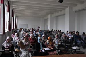 """Dicle Üniversitesinde """"Zeynep Gazali"""" Semineri"""