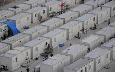 Suriyeye Çalışan Türkiyeli Ajanlar Çadırkentte