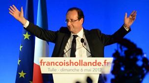 Fransada Seçimi Francois Hollande Kazandı