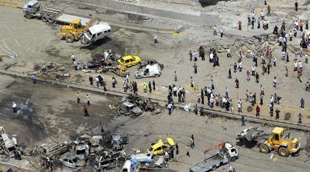 Şamdaki Saldırıları Kınayan Muhalifler, Esedi Suçladı!