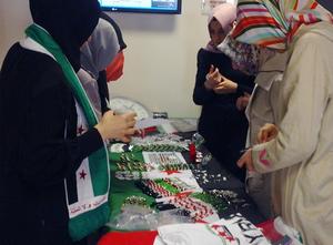 Üniversiteli Öğrencilerden Suriye İçin Kermes