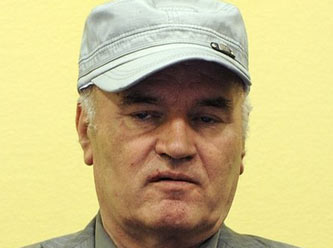 Mladiç, Mahkemede de Kasaplığını Gösterdi