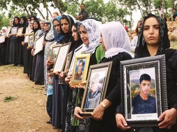 Uludere Katliamı Raporu Komisyondan Geçti