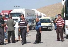 Suriye İle Tüm Sınır Kapıları Kapanıyor