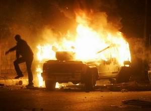 Lübnanda Çatışmalar Devam Ediyor