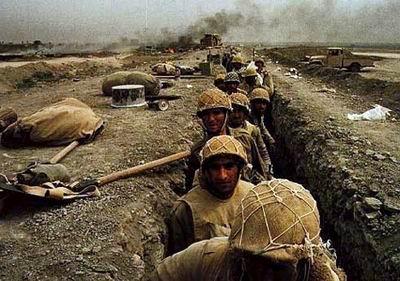 İran-Irak Arasında Asker Kalıntısı Değişimi