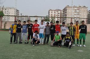 Özgür Lise Gençliği Futbol Turnuvası Sona Erdi