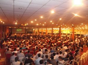"""Urfa'da """"Suriye Konferansına Yoğun Katılım"""