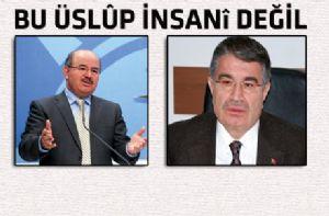 Hüseyin Çelik'ten İçişleri Bakanına Eleştiri
