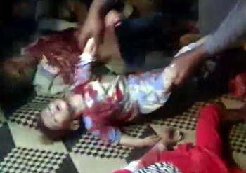 HULADA KATLİAM: 115 Suriyeli Katledildi