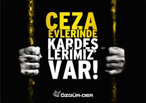 Ergenekoncu, KCK'cı, Balyozcu Serbest, Ya İslami Davalardan Yatanlar?
