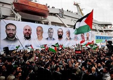 Mavi Marmara Katillerine Tutuklama Kararı