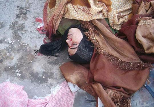 El-Huleden Sonra Hamada Katliam (VİDEO)
