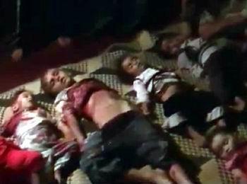 BM Seyirciliğinde Yapılan Katliamlar