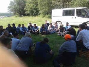 Özgür-Der Bağcılar Şubesi Piknikte Buluştu