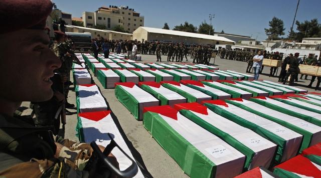 İsrail, Filistinlilerin Naaşlarını İade Etti