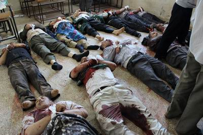 Gül ve Davutoğlu Suriye Hakkında Konuştu