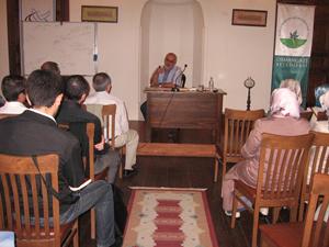 Bursada Siyasette Müslüman Algı Konuşuldu