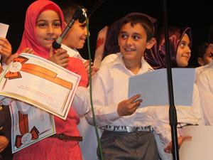 Bingölde Çocuk Kulübü Programı Düzenlendi