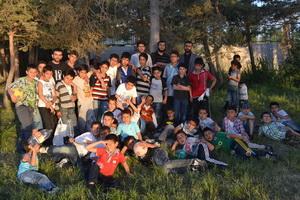Van Özgür Çocuk Kulübü Piknikte Buluştu