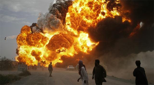 Afganistanda Şiddetli Patlama: 20 Ölü