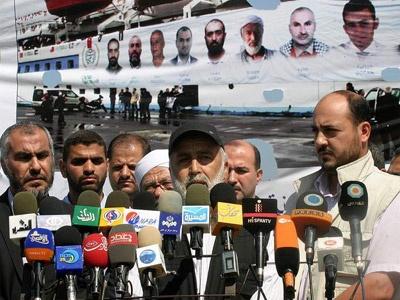 Mavi Marmara Şehidleri Gazzede Anıldı